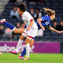 France v Korea DPR | London Olympics | 28 July 2012