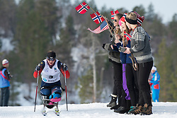 KOCHEROVA Natalia, RUS, Long Distance Cross Country, 2015 IPC Nordic and Biathlon World Cup Finals, Surnadal, Norway