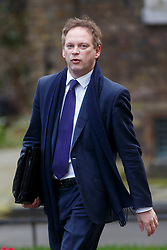 © Licensed to London News Pictures. 03/03/2015. LONDON, UK. Conservative Party Chairman Grant Shapps attending to a cabinet meeting in Downing Street on Tuesday, 3 March 2015. Photo credit: Tolga Akmen/LNP