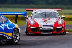 Dino Zamparelli   Bristol Sport Racing   #88 Porsche 911 GT3 Cup car   Porsche Carrera Cup GB Free Practice - Mandatory byline: Rogan Thomson/JMP - 07966 386802 - 26/06/2015 - SPORT - MOTORSPORT - North Yorkshire, England - Croft Circuit - BTCC Meeting Test Day.