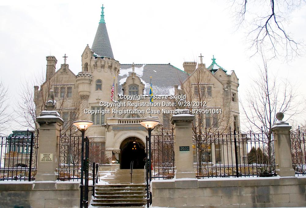 American Swedish Institute. Minneapolis Minnesota MN USA