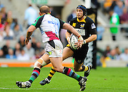 London - Saturday, 5th September, 2009: Danny Cipriani of London  Wasps during the Guinness Premiership match at Twickenham, London. ..(Pic by Alex Broadway/Focus Images)