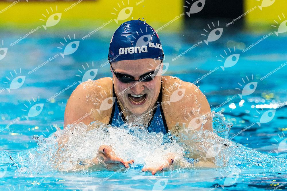 BJORNSEN Susann NOR<br /> Women's 100m Individual Medley<br /> 13th Fina World Swimming Championships 25m <br /> Windsor  Dec. 8th, 2016 - Day03 Finals<br /> WFCU Centre - Windsor Ontario Canada CAN <br /> 20161208 WFCU Centre - Windsor Ontario Canada CAN <br /> Photo &copy; Giorgio Scala/Deepbluemedia/Insidefoto