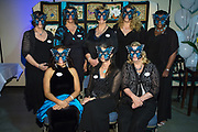 "The Women's Center for Healing and Transformation ""An Evening of Masquerade"" fifth annual fundraising gala at the Castine Center in Mandeville, Louisiana on March 31, 2017"