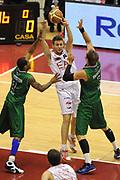DESCRIZIONE : Milano Lega A 2011-12 EA7 Emporio Armani Milano VS Montepaschi Siena Finale scudetto gara 3<br /> GIOCATORE : Stefano Mancinelli<br /> CATEGORIA : Tecnica<br /> SQUADRA : EA7 Emporio Armani Milano<br /> EVENTO : Campionato Lega A 2011-2012 Finale scudetto gara 3<br /> GARA : EA7 Emporio Armani Milano Montepaschi Siena<br /> DATA : 13/06/2012<br /> SPORT : Pallacanestro <br /> AUTORE : Agenzia Ciamillo-Castoria/GiulioCiamillo<br /> Galleria : Lega Basket A 2011-2012  <br /> Fotonotizia : Milano Lega A 2011-12 EA7 Emporio Armani Milano VS Montepaschi Siena Finale scudetto gara 3<br /> Predefinita :