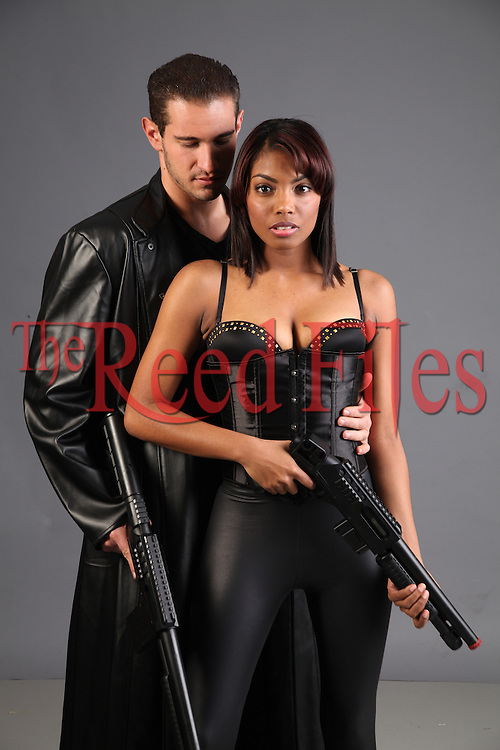 The Reed Files Interracial Suspense Stock