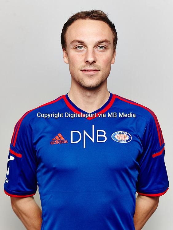 Fotball , Tippeligaen 2014 , Elitesereien<br /> , portrett , portretter<br /> V&aring;lerenga<br /> Alexander Mathisen