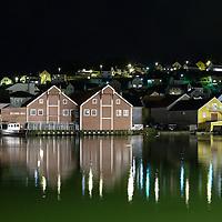 Egersund, Norway 20080824.<br /> Egersund en sensommers natt.<br /> Foto: Tor Erik Schr&oslash;der / Schr&oslash;der, Tor Erik