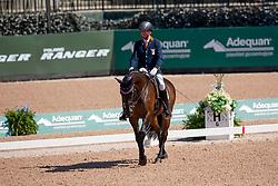 Hosmar Frank, NED, Alphaville NOP<br /> World Equestrian Games - Tryon 2018<br /> © Hippo Foto - Sharon Vandeput<br /> 22/09/2018