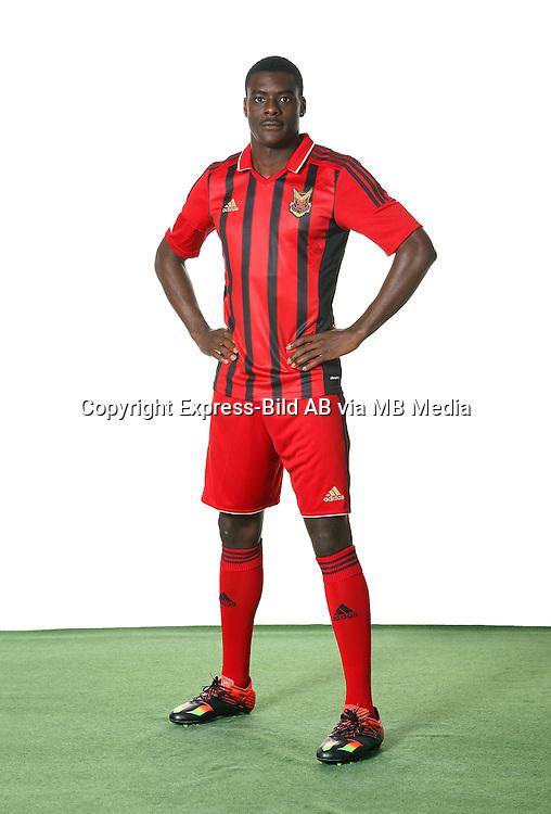 Ken Sema<br /> Helfigur<br /> @Leverans<br /> Allsvenskan 2016<br /> Fotboll