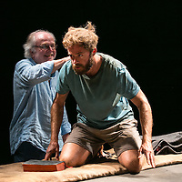 Someone who'll watch over me by Frank McGuinness;<br />
