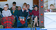 Princess Anne & Prince Charles Animated At Braemar Games 2