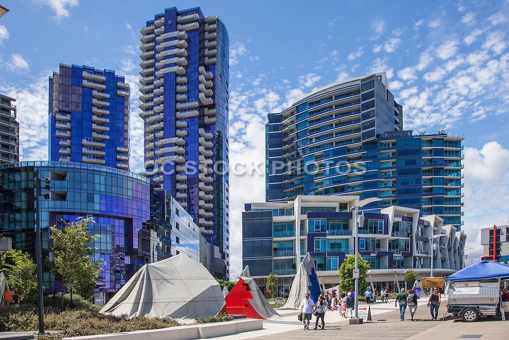 NewQuay Docklands Promenade and Apartments