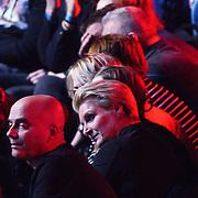 NLD/Hilversum/20190201- TVOH 2019 1e liveshow, familie en vrienden van Mikki van Wijk