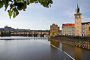 Karl?v most, the Vltava river from the Legii Most. Different views from Prague (Praha), the capital of the Czech Republic.  o (Photo: Alan Aubry)