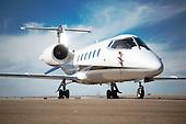 CCAS08 Lear Jet 60 N601GG