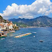 Amalfi Coast, Atrani