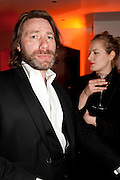 MAT COLLISHAW; POLLY MORGAN The ICA's Psychedelica Gala Fundraising party. Institute of Contemporary Arts. The Mall. London. 29 March 2011. -DO NOT ARCHIVE-© Copyright Photograph by Dafydd Jones. 248 Clapham Rd. London SW9 0PZ. Tel 0207 820 0771. www.dafjones.com.