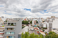 DEPARTAMENTO AMUEBLADO DE UN AMBIENTE EN EL BARRIO DE VILLA CRESPO, CIUDAD AUTONOMA DE BUENOS AIRES, ARGENTINA (PHOTO BY © MARCO GUOLI - ALL RIGHTS RESERVED)