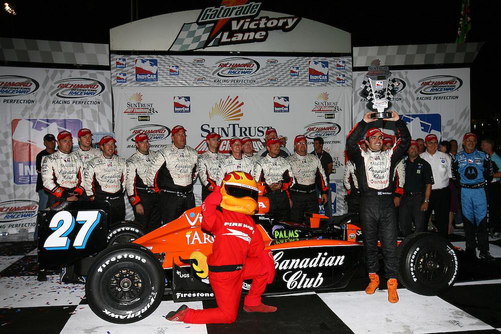 Sun Trust Indy Challenge, Richmond International Speedway, Richmond, VA, USA, 6/30/2007