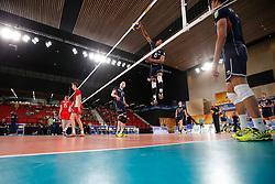 20170617 NED: FIVB Volleybal World League 2017 The Netherlands - Slovakia: Den Haag <br />Fabian Plak (8) of The Netherlands <br />&copy;2017-FotoHoogendoorn.nl / Pim Waslander