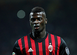22.10.2016, Stadio Giuseppe Meazza, Mailand, ITA, Serie A, AC Milan vs Juventus Turin, 9. Runde, im Bild Niang // Niang during the Italian Serie A 9th round match between AC Milan and Juventus Turin at the Stadio Giuseppe Meazza in Mailand, Italy on 2016/10/22. EXPA Pictures © 2016, PhotoCredit: EXPA/ laPresse/ Spada<br /> <br /> *****ATTENTION - for AUT, SUI, CRO, SLO only*****
