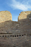 Pueblo Bonito Ruins, Chaco Culture National Historical Park, New Mexico