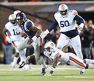 Ole Miss vs. Auburn at Vaught-Hemingway Stadium in Oxford, Miss. on Saturday, November 1, 2014. (AP Photo/Oxford Eagle, Bruce Newman)