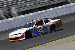 July 20, 2018 - Loudon, New Hampshire, United States of America - Matt Tifft (2) takes to the track to practice for the Lakes Region 200 at New Hampshire Motor Speedway in Loudon, New Hampshire. (Credit Image: © Justin R. Noe Asp Inc/ASP via ZUMA Wire)