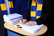 AFC Wimbledon secure Stadium planning permission at the meeting at Merton Civic Centre, Morden, United Kingdom on 13 December 2017.