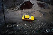 Taxi, Addis Ababa 16 settembre 2014.  Christian Mantuano / OneShot