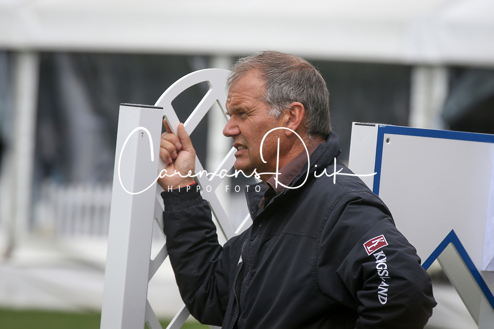 Van Roosbroeck Maurice, BEL<br /> FEI Nations Cup - Roeser 2017<br /> © Hippo Foto - Julien Counet<br /> 30/06/17