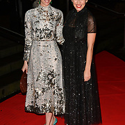 Emilia Wickstead and guest arrivers at DKMS is the world's largest international donor centre. So far they have helped to register over 8 million potential donors and facilitated over 70,000 blood stem cell transplants worldwide Big Love London Gala at The Round House on 7 November 2018, London, UK.