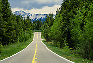 Highway 82, Independance Pass, Sawatch Range, San Isabel National Forest, between Buena Vista and Aspen, Colorado