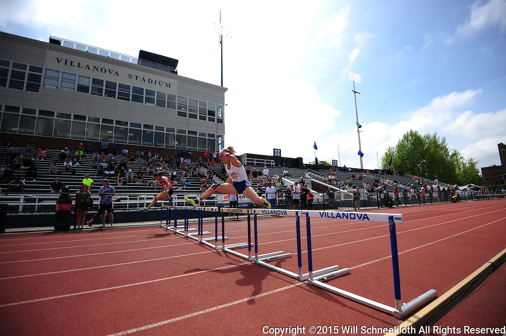 2015 Big East Track and Field Championships on May 9, 2015 at Villanova Stadium in Villanova, PA.