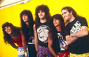 Anthrax Live 1987