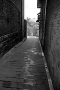 Schoolhouse Lane, off Dublin's High St.