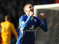 Leicester City v Charlton1/3/2014