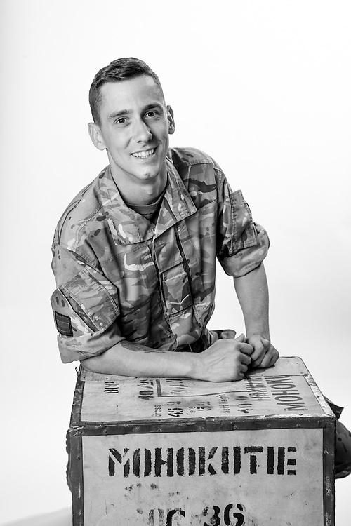 Joshua Sweeney, Army - Royal Engineers, Amphibious Engineer, , Lance Corporal, 2009-present