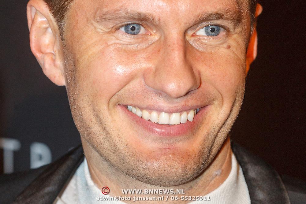 NLD/Amsterdam/20151110 - Life After Football Award 2015, Evgeniy Levchenko