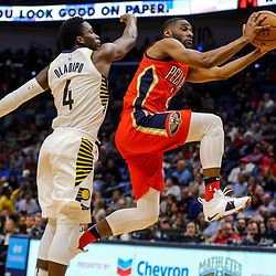 03-21-2018  Indiana Pacers at New Orleans Pelicans