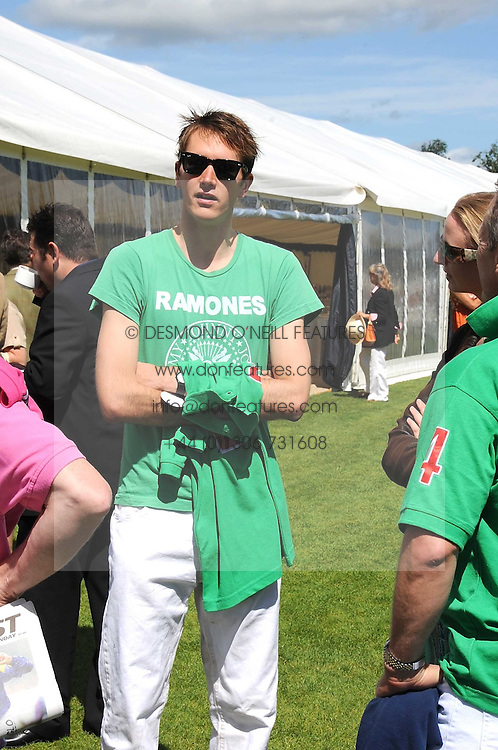 OTIS FERRY at a Pro-Celebrity Polo match in aid of the Mark Davies Injured Riders Fund Charity Day held at Cowdray Park, West Sussex on 22nd June 2008.<br /><br />NON EXCLUSIVE - WORLD RIGHTS