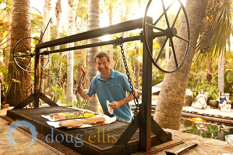 Family pictures for family reunion and anniversary by portrait photographer doug ellis.
