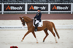 Para Dressage Team Test Grade III - Caen 2014