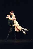 Sylvie Guillem and Nicholas LeRiche in Sir Frederick Ashton's Winter Dreams. Royal Ballet.