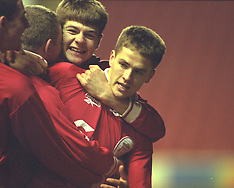 970107 Liverpool v Man Utd Youth Cup