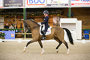 Charlotte Fry - Exquis Clearwater<br /> World Dressage Masters Christmas Show Roosendaal 2015<br /> © DigiShots