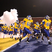 Adam Robison | BUY AT PHOTOS.DJOURNAL.COM<br /> Tupelo takes the field to play DeSoto Central Friday night.