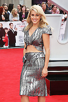 Ashley Roberts, Spy - European Film Premiere, Leicester Square, London UK, 27 May 2015, Photo by Richard Goldschmidt