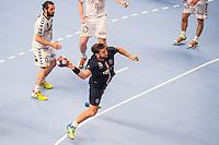 Robert Gunnarsson - 14.05.2015 - PSG / Dunkerque - 23eme journee de D1<br /> Photo : Andre Ferreira / Icon Sport
